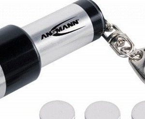 Ansmann mini taskulamppu X1 LED