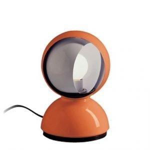 Artemide Eclisse Pöytävalaisin Orange
