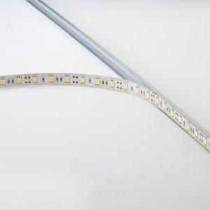 Asennusprofiili Triton 12x1670 mm valkoinen