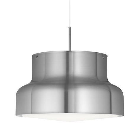 Ateljé Lyktan Bumling Lamppu Iso 600 mm Harjattu Alumiini