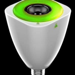 Awox Striimlight Älykäs Led Lamppu Kaiuttimella Bluetooth E27