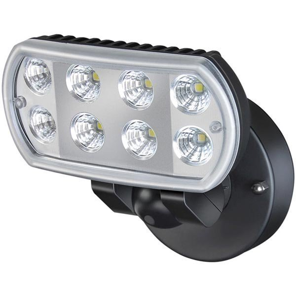 Brennenstuhl ulkovalaisin 8xNICHIA LED 12 2W 850lm IP55 mu
