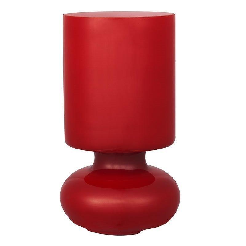 Brilliant Fuerte Pöytävalaisin Punainen