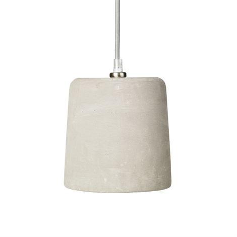 Broste Copenhagen Conical Valaisin Vaaleanharmaa