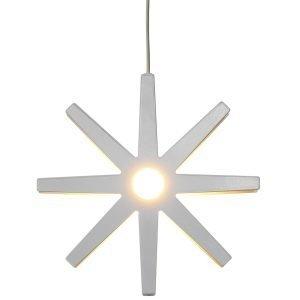 Bsweden Fling 33 Joulutähti Valkoinen