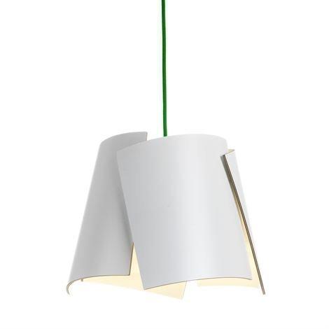 Bsweden Leaf Valaisin Valkoinen Valkoinen-Vihreä