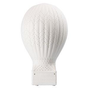 By On Balloon Pöytävalaisin Valkoinen 18x18x30 Cm