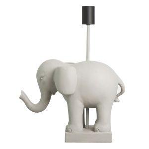 By On Elephant Pöytävalaisin Harmaa