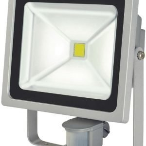COB LED-valaisin 50 W + PIR IP44