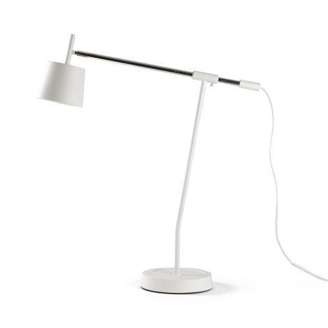 Calabaz Mic Pöytälamppu Valkoinen