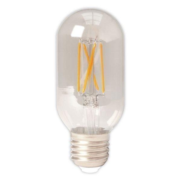 Calex Tube Clear Hehkulamppu H110 E27 4w