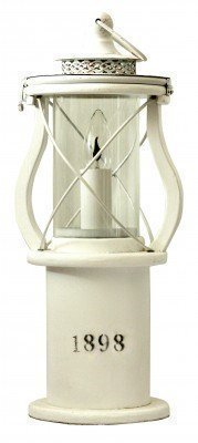 Cottex 1898 Table Lamp White