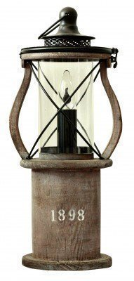 Cottex 1898 Table Lamp Wood