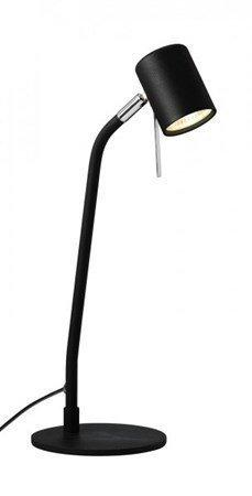 Cottex Alpha Table Lamp Black