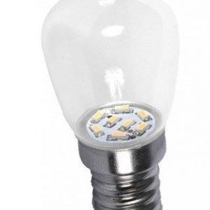 Cottex LED E14 1W Selkeä 2-pack