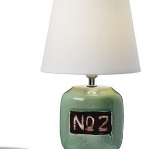 Cottex No.2 pöytävalaisin vihreä