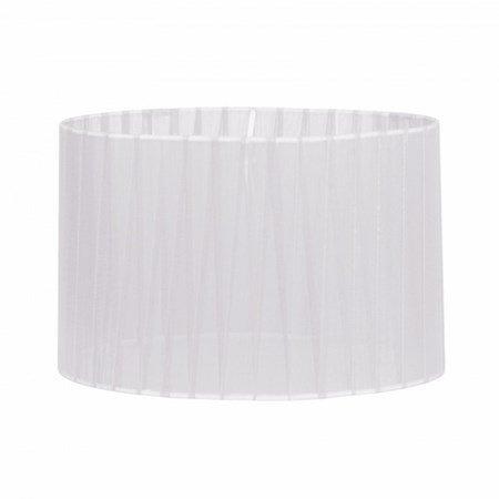 Cottex Organza Lampunvarjostin Valkoinen