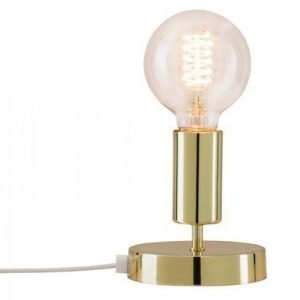 Cottex Spartan Table Lamp Brass