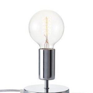 Cottex Spartan Table Lamp Chrome