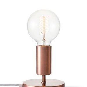 Cottex Spartan Table Lamp Copper