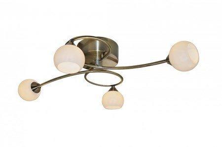Cottex Splendido Semi Flush Ceiling Light Antique