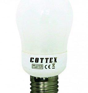 Cottex normaali matalaenergia E27 11W