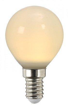 Cottex opaali LED E14 pyöreä 1 W