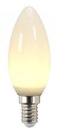 Cottex opaali LED E14 soikea 4 W