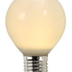 Cottex opaali LED E27 pyöreä 2 W