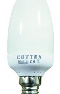 Cottex soikea matalaenergia E14 3W