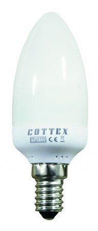 Cottex soikea matalaenergia E14 9W