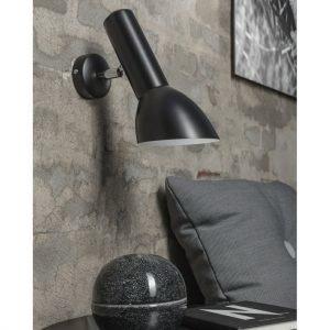 Cph Lighting Oblique Seinävalaisin Musta Glossy