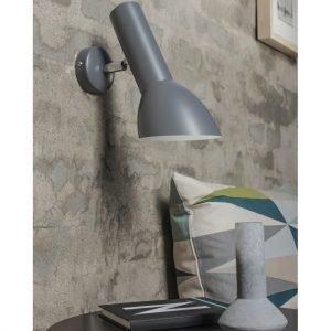 Cph Lighting Oblique Seinävalaisin Piikiven Harmaa