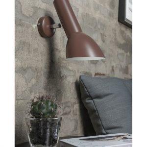 Cph Lighting Oblique Seinävalaisin Tiilenpunainen