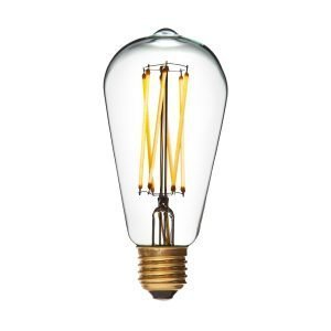 Danlamp Edison Lamp Led Lamppu E27