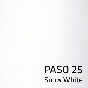 Darø Tekstiili Varjostin Paso 25 Snow White Valaisimeen