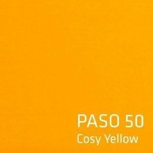 Darø Tekstiili Varjostin Paso 50 Cosy Yellow Valaisimeen