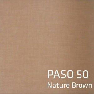 Darø Tekstiili Varjostin Paso 50 Nature Brown Valaisimeen