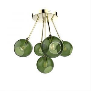 Design By Us Ballroom Molecule Riippuvalaisin Brass / Army