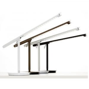 Design House Stockholm Brazo Pöytävalaisin Valkoinen