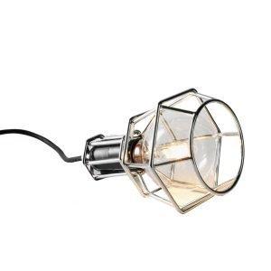 Design House Stockholm Work Lamp Kattovalaisin Hopea