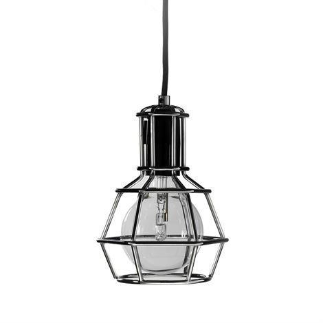 Design House Stockholm Work Lamp Kromi