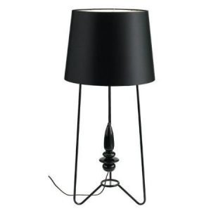 Design by Frandsen Daddy Longleg pöytävalaisin musta