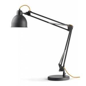 Design by Frandsen Industry pöytävalaisin musta