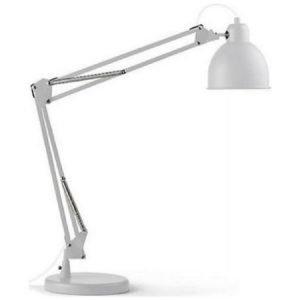 Design by Frandsen Industry pöytävalaisin valkoinen