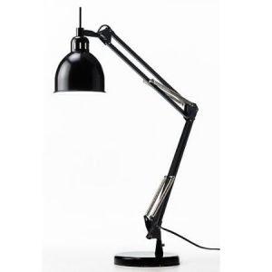 Design by Frandsen Job työpöytävalaisin musta