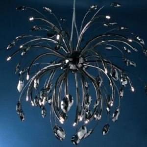 Design by Grönlund Copenhagen kristallikattovalaisin 64 cm