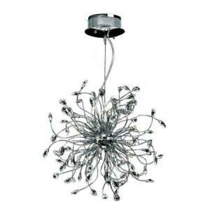 Design by Grönlund Foggia kristallikruunu 80 cm