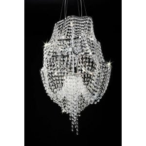 Design by Grönlund Silvia kristallikruunu 46 cm