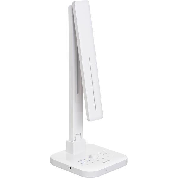 Diasonic LED D60BS Käytännöllinen työvalaisin Bluetooth FM-rad